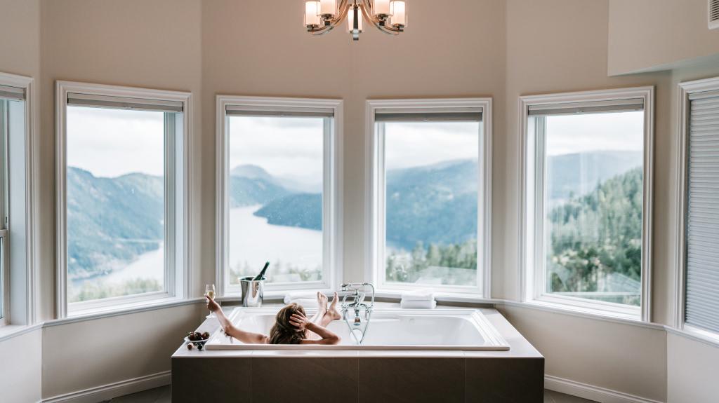 Az ablak, mint luxuscikk
